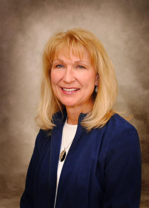 photo of Martha Warford, SIHF Board of Director Assistant Treasurer